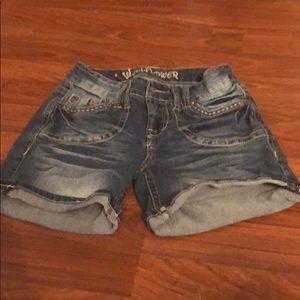 🎉Adorable wallflower jean shorts